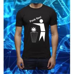 Herren T-Shirt schwarz