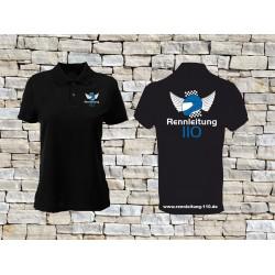 110 Poloshirt Frauen schwarz