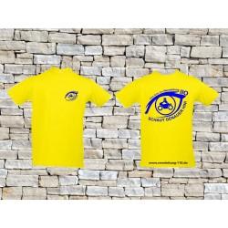 110 T-Shirt Herren in Gelb
