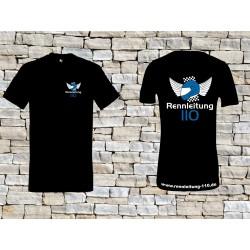 110 T-Shirt Herren schwarz